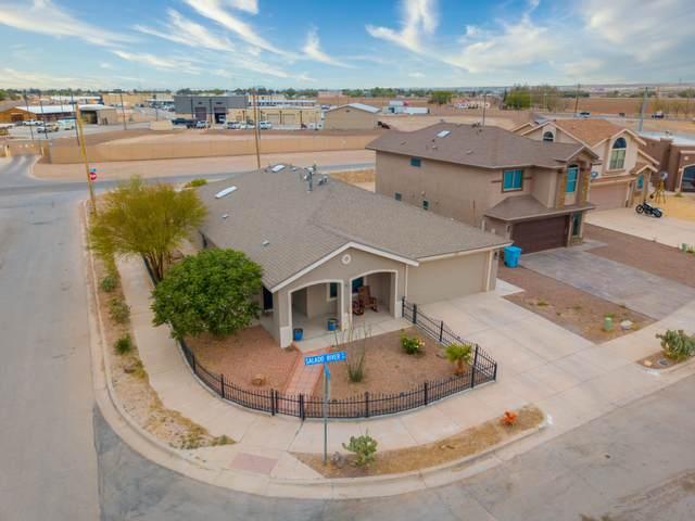 121 Salado River Road, Clint, TX 79836 (MLS #844278) :: The Matt Rice Group
