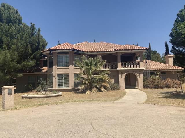 5230 White Oak Drive, El Paso, TX 79932 (MLS #844280) :: The Purple House Real Estate Group
