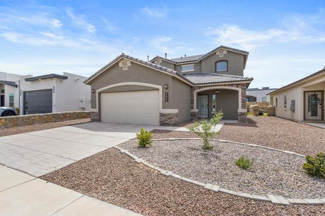 777 Oxfordshire Street, El Paso, TX 79928 (MLS #844288) :: The Purple House Real Estate Group