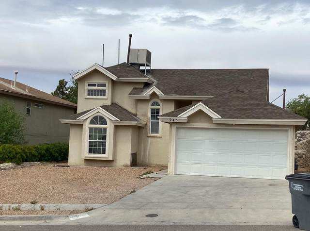 245 Ferinand Court, El Paso, TX 79932 (MLS #844294) :: The Purple House Real Estate Group