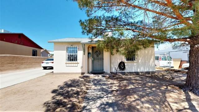 3329 Harrison Avenue, El Paso, TX 79930 (MLS #844296) :: Summus Realty