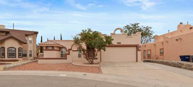 12188 Dos Rios Drive, El Paso, TX 79936 (MLS #844297) :: Mario Ayala Real Estate Group