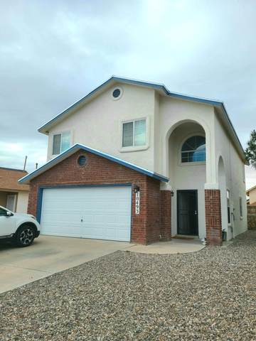 10493 Valle Del Mar Drive, Socorro, TX 79927 (MLS #844300) :: The Purple House Real Estate Group