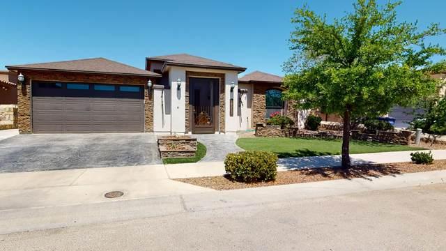 14293 Hunter Creek Drive, El Paso, TX 79938 (MLS #844307) :: Mario Ayala Real Estate Group