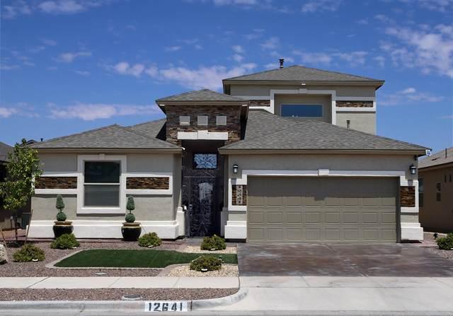 12641 Katherine Brennand Road, El Paso, TX 79928 (MLS #844312) :: Summus Realty