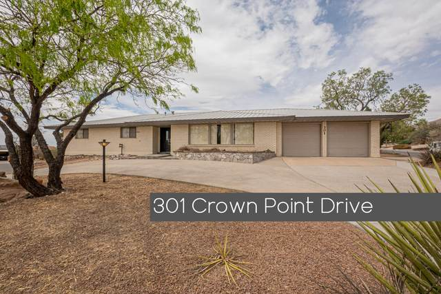 301 Crown Point Drive, El Paso, TX 79912 (MLS #844313) :: The Purple House Real Estate Group