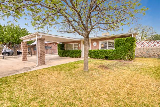 8620 Mount Whitney Drive, El Paso, TX 79904 (MLS #844316) :: The Purple House Real Estate Group