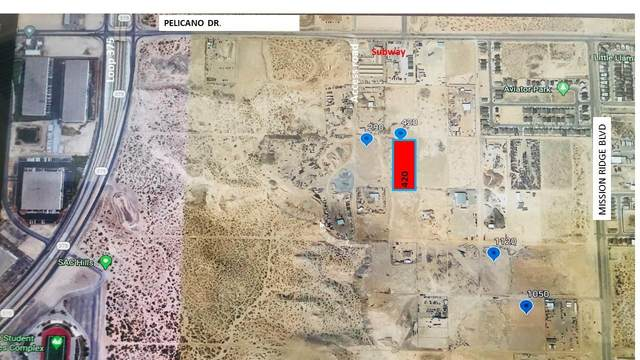 TBD 79 Tsp 3 Sec 17 T&P _Lot 420, El Paso, TX 79928 (MLS #844317) :: Preferred Closing Specialists