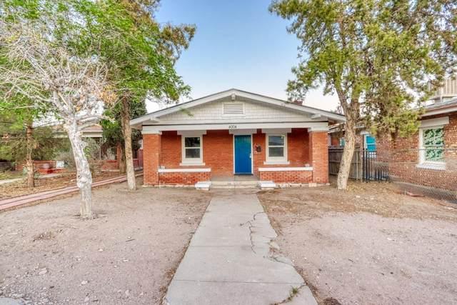 4004 Pershing Drive, El Paso, TX 79903 (MLS #844318) :: Preferred Closing Specialists
