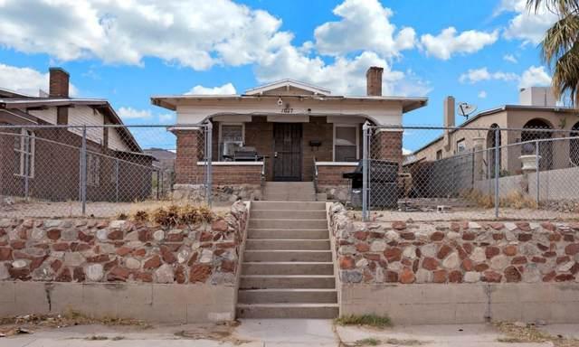 2007 Happer Street, El Paso, TX 79903 (MLS #844319) :: The Purple House Real Estate Group