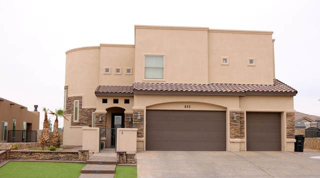 833 Lymington, El Paso, TX 79928 (MLS #844322) :: Summus Realty