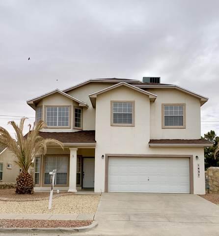 1437 Luz De Sol Drive, El Paso, TX 79912 (MLS #844323) :: The Purple House Real Estate Group