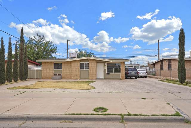 5724 Dearborne Drive, El Paso, TX 79924 (MLS #844326) :: The Purple House Real Estate Group