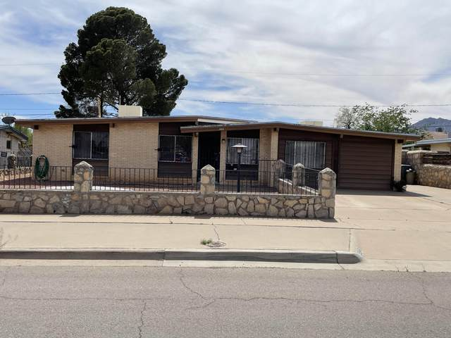 5546 Ketchican, El Paso, TX 79924 (MLS #844327) :: The Purple House Real Estate Group