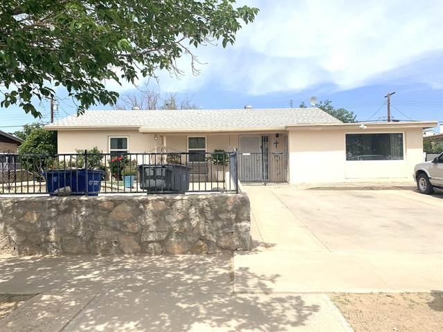 5029 Riley Court, El Paso, TX 79904 (MLS #844337) :: Preferred Closing Specialists