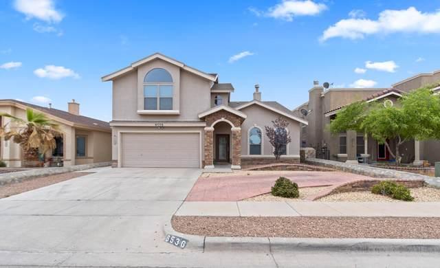 6536 Latimer Place, El Paso, TX 79932 (MLS #844345) :: Summus Realty