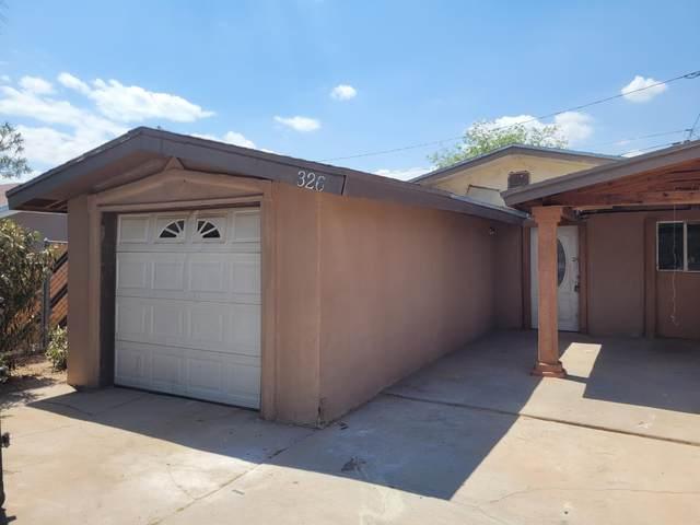 326 Guadalajara Drive, El Paso, TX 79907 (MLS #844368) :: Preferred Closing Specialists