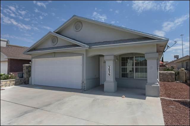 3036 Jose Ortiz Lane, El Paso, TX 79936 (MLS #844371) :: Summus Realty