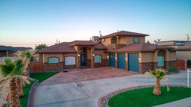 11421 Patricia Avenue, El Paso, TX 79936 (MLS #844381) :: Summus Realty