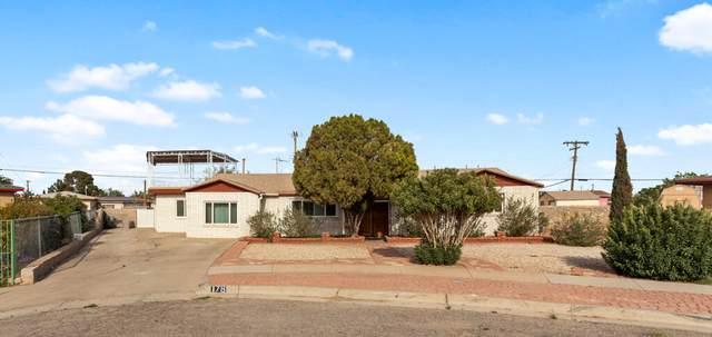 178 Ben Swain Drive, El Paso, TX 79915 (MLS #844392) :: Preferred Closing Specialists