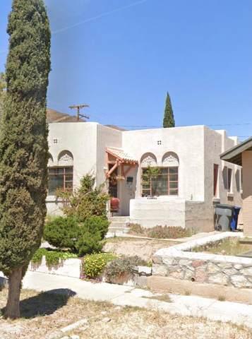 2503 Federal Avenue, El Paso, TX 79930 (MLS #844400) :: Red Yucca Group