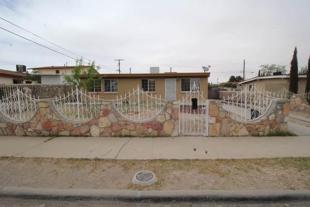 6205 Taos Drive, El Paso, TX 79905 (MLS #844405) :: Summus Realty