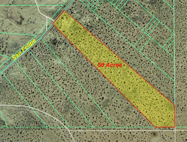 1000 San Felipe, El Paso, TX 79928 (MLS #844406) :: Summus Realty