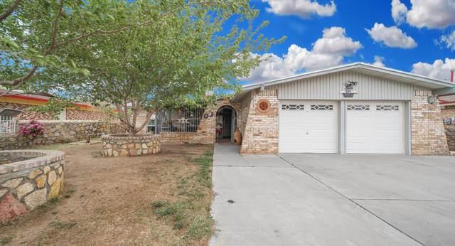 3433 Wayside Street, El Paso, TX 79936 (MLS #844411) :: Summus Realty