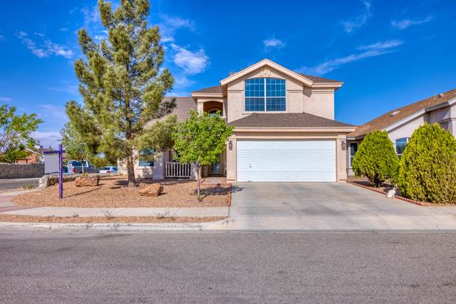 733 Teichelkamp Drive, El Paso, TX 79928 (MLS #844417) :: Summus Realty