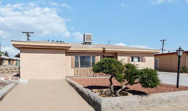 1524 Devonshire Drive, El Paso, TX 79925 (MLS #844429) :: Summus Realty