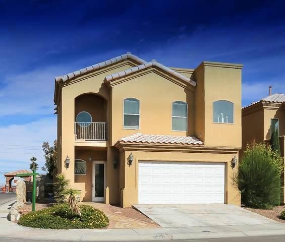 11601 Saint Martin Way, El Paso, TX 79936 (MLS #844431) :: Summus Realty