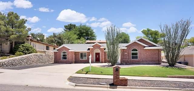 608 El Gusto Drive, El Paso, TX 79912 (MLS #844436) :: Summus Realty