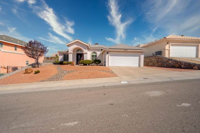 6033 Los Pueblos, El Paso, TX 79912 (MLS #844438) :: Summus Realty