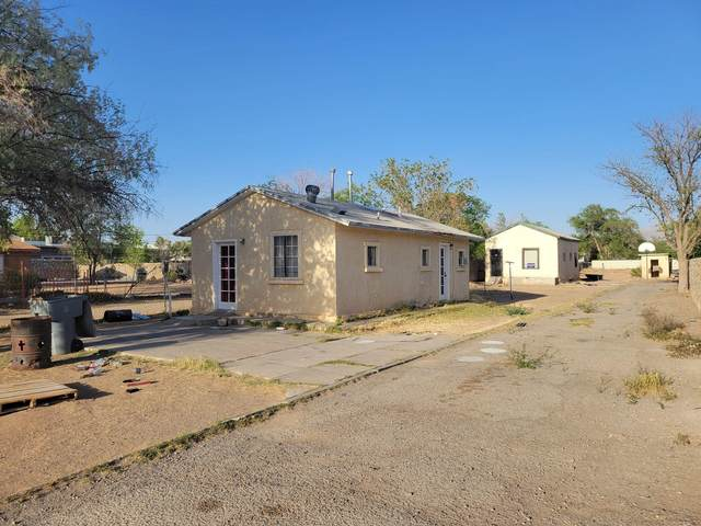 5824 Westside Drive, El Paso, TX 79932 (MLS #844439) :: Summus Realty
