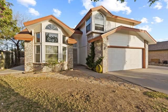 404 Hadley Place, Horizon City, TX 79928 (MLS #844445) :: Summus Realty