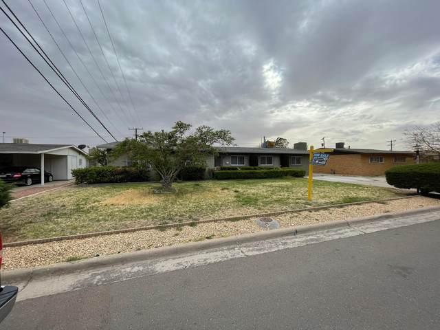 4151 Darwood Drive, El Paso, TX 79902 (MLS #844448) :: Preferred Closing Specialists