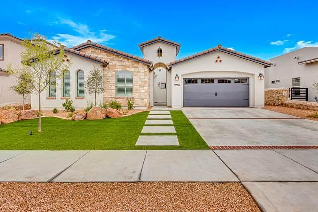 7519 Porterhouse Court, El Paso, TX 79911 (MLS #844463) :: Summus Realty