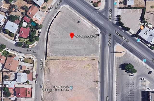 1061 Chelsea Street, El Paso, TX 79903 (MLS #844472) :: Summus Realty