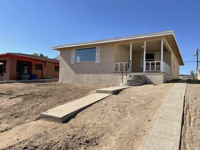 3329 E. Yandell Drive, El Paso, TX 79903 (MLS #844485) :: Summus Realty