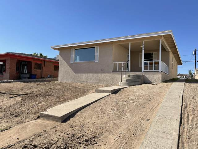 3329 E. Yandell Drive, El Paso, TX 79903 (MLS #844485) :: Preferred Closing Specialists