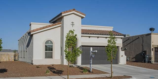 1094 Shields Street, Horizon City, TX 79928 (MLS #844486) :: Summus Realty
