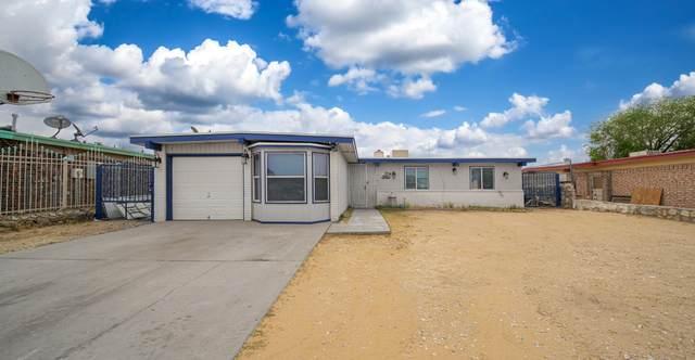 2916 Jarvis Drive, El Paso, TX 79935 (MLS #844497) :: Summus Realty