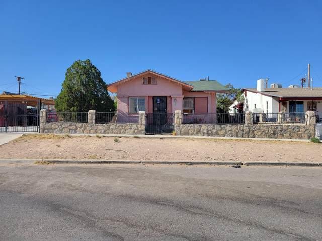 2817 Mobile Avenue, El Paso, TX 79930 (MLS #844504) :: Preferred Closing Specialists