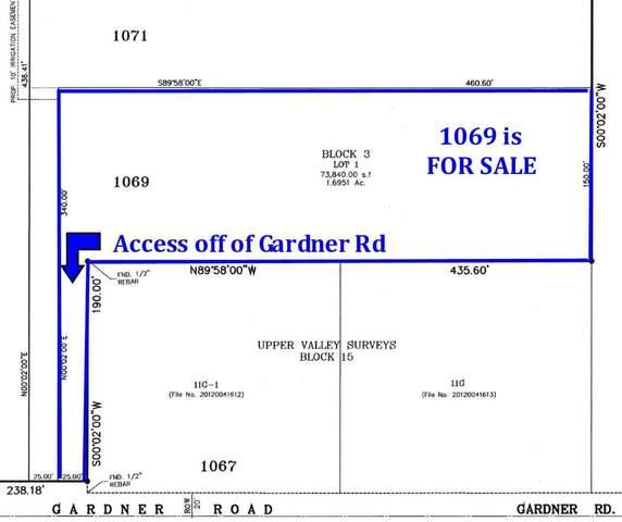 1069 Gardner Road, El Paso, TX 79932 (MLS #844505) :: Summus Realty