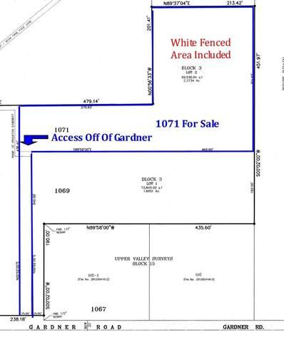 1071 Gardner Road, El Paso, TX 79932 (MLS #844506) :: Summus Realty
