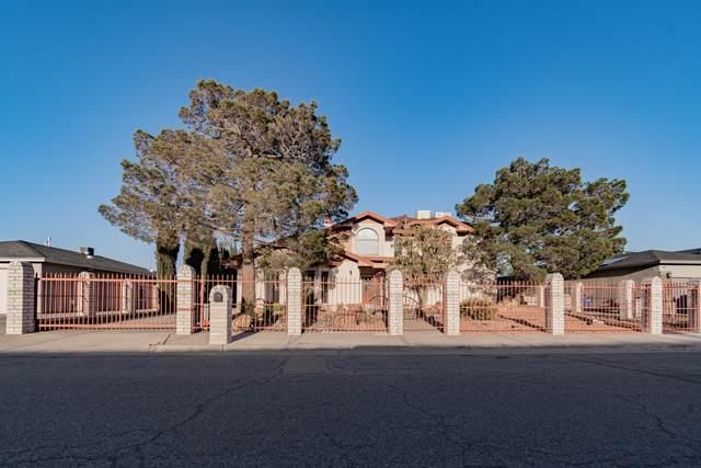 9012 Polaris Street, El Paso, TX 79904 (MLS #844508) :: The Purple House Real Estate Group