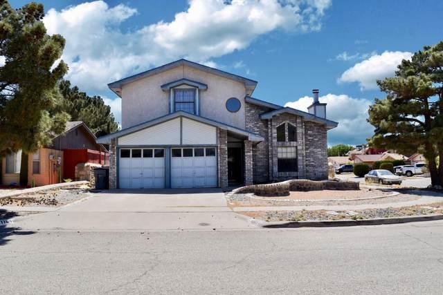 11640 Gordon Cooper Lane, El Paso, TX 79936 (MLS #844523) :: Summus Realty