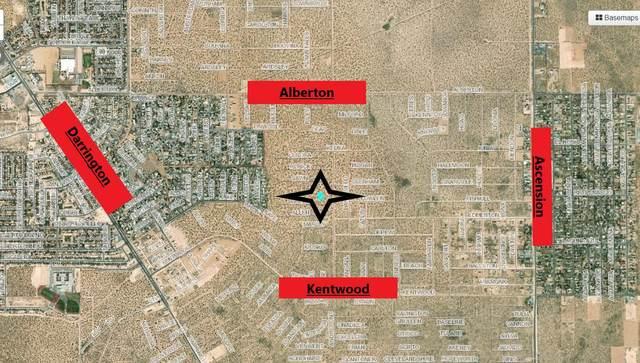 2 Ice Road, El Paso, TX 79928 (MLS #844524) :: Summus Realty