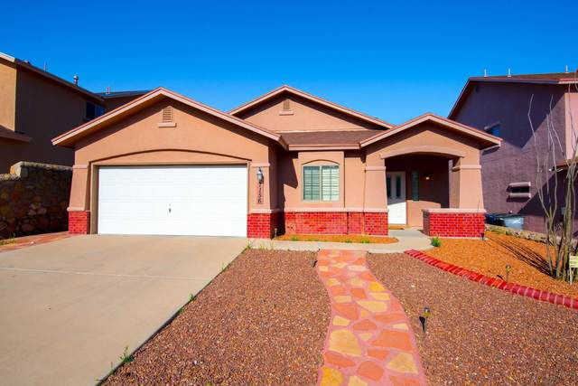 7156 Century Plant Drive, El Paso, TX 79912 (MLS #844529) :: Summus Realty