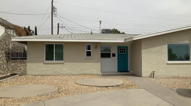 205 Granada Avenue, El Paso, TX 79912 (MLS #844539) :: Summus Realty